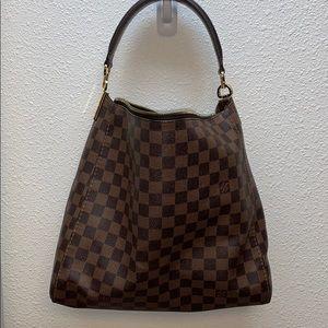 Authentic Louis Vuitton Portobello handbag